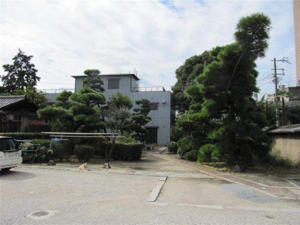 現在の祥雲寺